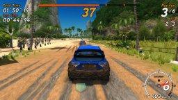Sega Rally 3 (ARC)  © Sega 2008   3/3