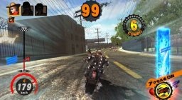 Harley-Davidson: King Of The Road (ARC)   © Sega 2009    1/5