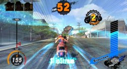 Harley-Davidson: King Of The Road (ARC)   © Sega 2009    2/5