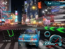 R-Tuned Racing (ARC)  © Sega 2009   1/5