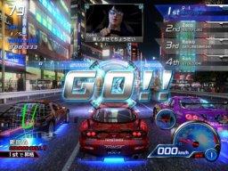 R-Tuned Racing (ARC)  © Sega 2009   2/5