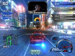 R-Tuned Racing (ARC)  © Sega 2009   3/5