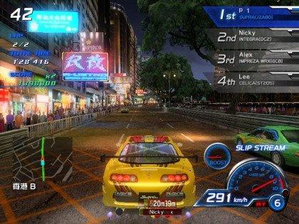R-Tuned Racing (ARC)  © Sega 2009   4/5