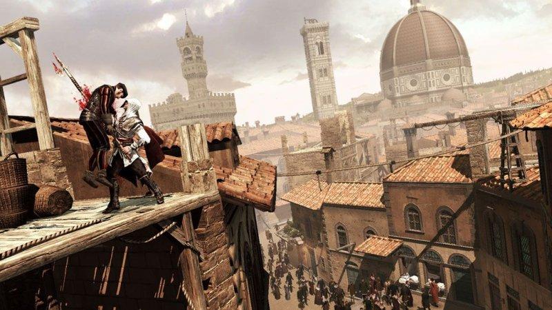 Assassin's Creed II (PS3)  © Ubisoft 2009   4/6