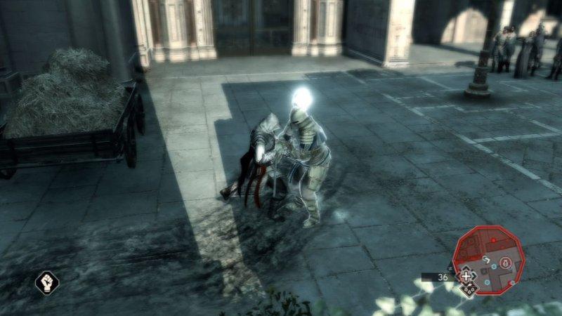 Assassin's Creed II (PS3)  © Ubisoft 2009   5/6
