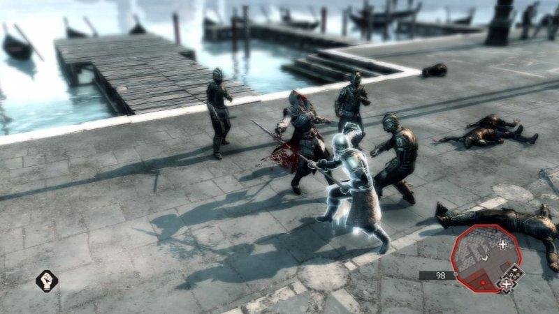 Assassin's Creed II (PS3)  © Ubisoft 2009   6/6