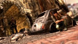 Uncharted 2: Among Thieves (PS3)  © Sony 2009   2/4