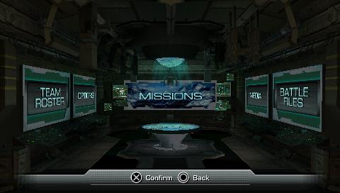 G.I. Joe: The Rise Of Cobra (PSP)  © EA 2009   5/6