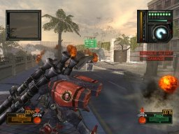 Metal Wolf Chaos (XBX)  © From Software 2004   2/18
