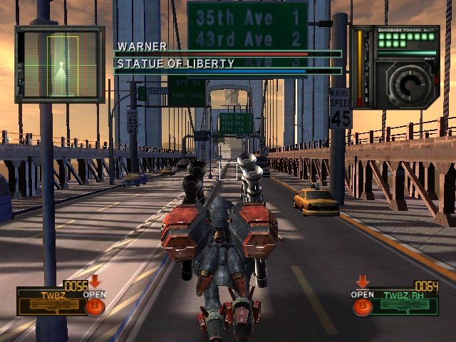 Metal Wolf Chaos (XBX)  © From Software 2004   8/18