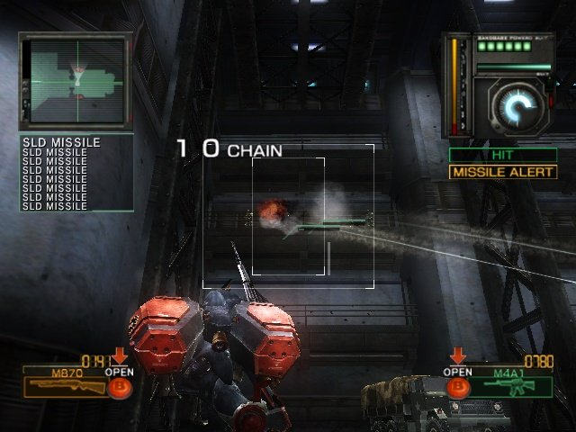 Metal Wolf Chaos (XBX)  © From Software 2004   9/18