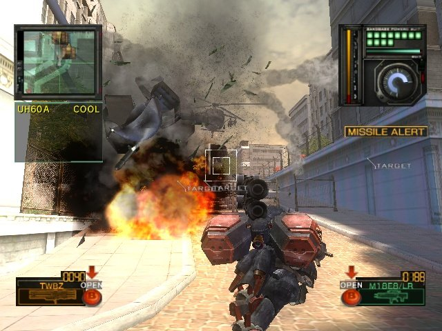 Metal Wolf Chaos (XBX)  © From Software 2004   10/18