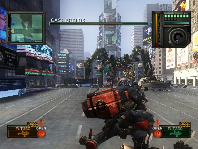 Metal Wolf Chaos (XBX)  © From Software 2004   12/18