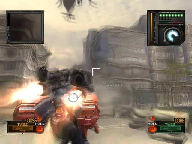 Metal Wolf Chaos (XBX)  © From Software 2004   14/18
