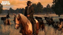 Red Dead Redemption (PS3)  © Rockstar Games 2010   3/3