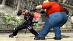 Tekken 6 (PSP)  © Namco 2009   1/3