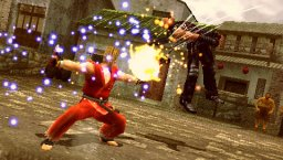 Tekken 6 (PSP)  © Namco 2009   2/3