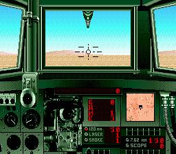 Super BattleTank: War In The Gulf (SMD)  © Absolute 1992   3/3
