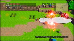 3D Dot Game Heroes (PS3)  © From Software 2009   2/6