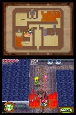 The Legend Of Zelda: Spirit Tracks (NDS)  © Nintendo 2009   2/3