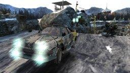 MotorStorm: Arctic Edge (PSP)  © Sony 2009   2/3