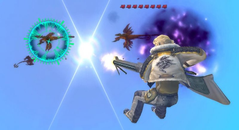 Final Fantasy: Crystal Chronicles: The Crystal Bearers (WII)  © Square Enix 2009   6/10