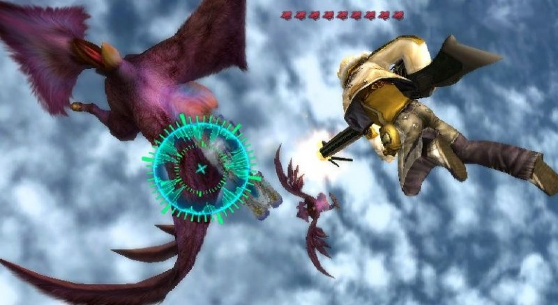 Final Fantasy: Crystal Chronicles: The Crystal Bearers (WII)  © Square Enix 2009   8/10