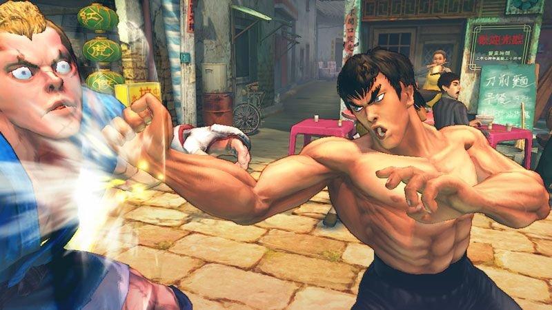 Super Street Fighter IV (PS3)  © Capcom 2010   4/5
