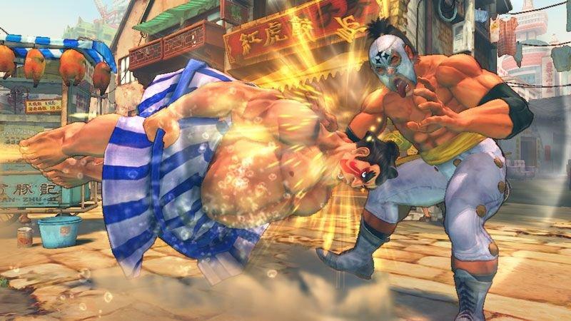 Super Street Fighter IV (PS3)  © Capcom 2010   5/5