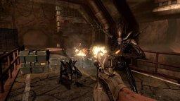 Aliens Vs. Predator (2010) (X360)  © Sega 2010   3/5