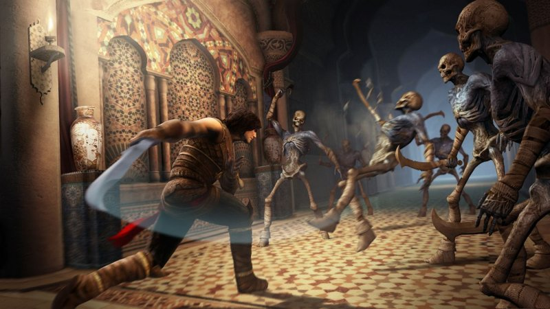 Prince Of Persia: The Forgotten Sands (X360)  © Ubisoft 2010   4/5