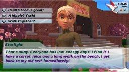 Brooktown High: Senior Year (PSP)  © Konami 2007   3/5