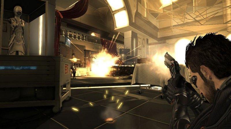 Deus Ex: Human Revolution (PS3)  © Eidos 2011   6/12