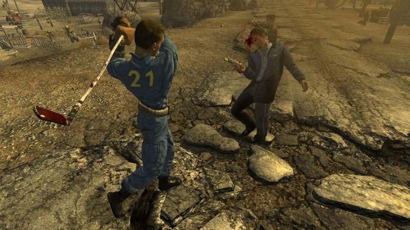 Fallout: New Vegas (X360)  © Bethesda 2010   7/16