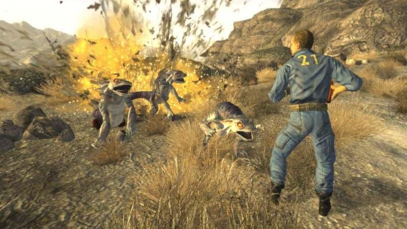 Fallout: New Vegas (X360)  © Bethesda 2010   8/16