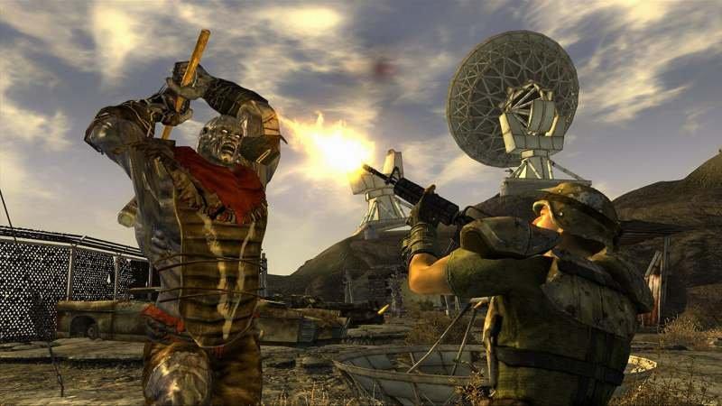 Fallout: New Vegas (X360)  © Bethesda 2010   15/16
