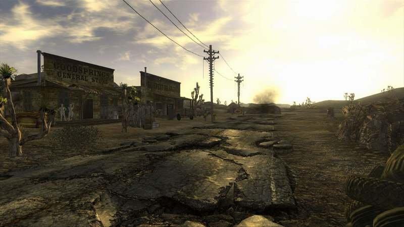 Fallout: New Vegas (X360)  © Bethesda 2010   16/16