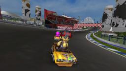 ModNation Racers (PSP)  © Sony 2010   1/3