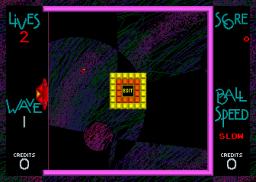 Off The Wall (1991) (ARC)  © Atari Games 1991   2/3