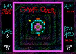 Off The Wall (1991) (ARC)  © Atari Games 1991   3/3