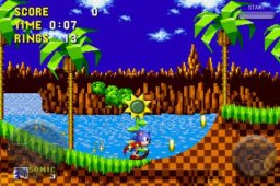 Sonic The Hedgehog (IP)  © Sega 2009   3/3