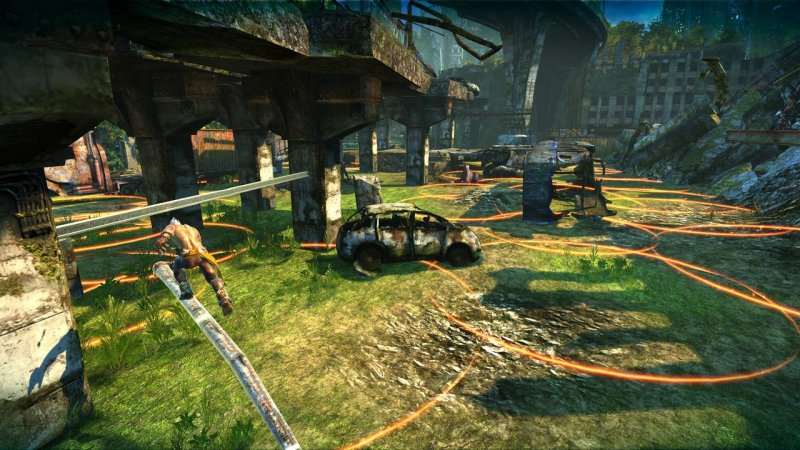 Enslaved: Odyssey To The West (X360)  © Bandai Namco 2010   5/9
