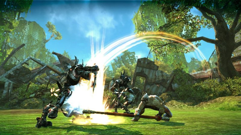 Enslaved: Odyssey To The West (X360)  © Bandai Namco 2010   6/9