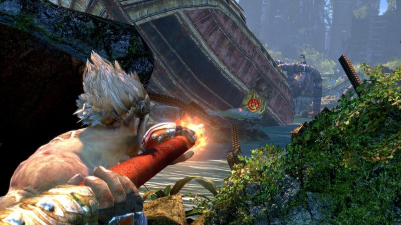 Enslaved: Odyssey To The West (X360)  © Bandai Namco 2010   7/9