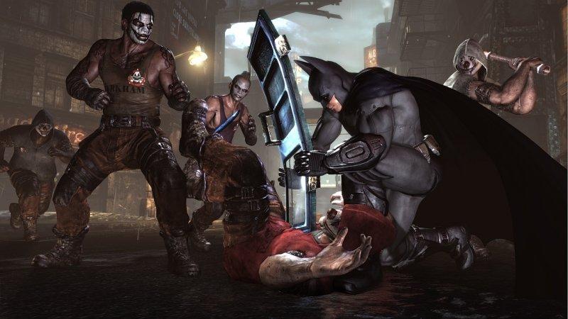 Batman: Arkham City (PS3)  © Warner Bros. 2011   5/10