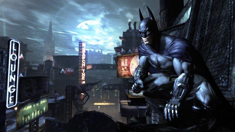 Batman: Arkham City (PS3)  © Warner Bros. 2011   8/10