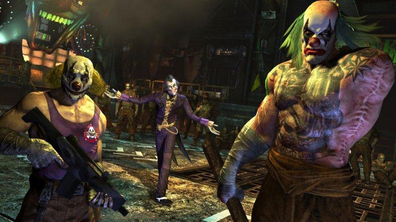 Batman: Arkham City (PS3)  © Warner Bros. 2011   9/10