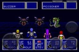 Phantasy Star II (IP)  © Sega 2010   1/3
