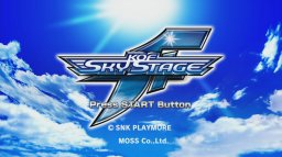 The King Of Fighters: Sky Stage (X360)  © SNK Playmore 2010   1/3