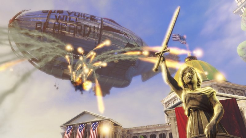 BioShock Infinite (X360)  © 2K Games 2013   10/12